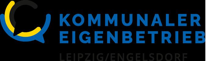 Logo Kommunaler Eigenbetrieb Leipzig/Engelsdorf