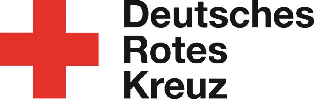 Logo vom Deutschen Roten KReuz